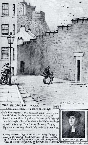 Postcard by Reginald Phillimore  -   The Vennel