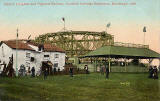 Valentine Postcard  -  Scottish National Exhibition, Edinburgh, 1908  -  Figure of Eight Railway and House of Troubles