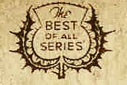 J B White 'Best of All Series' logo  -  1948-55