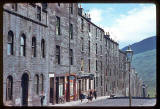 Photograph taken by Charles W Cushman in 1961 - Arthur Street, Dumbiedykes