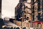 Photographs of Dumbiedykes around 1961-63  -   Arthur Street  -  Final stages of demolition