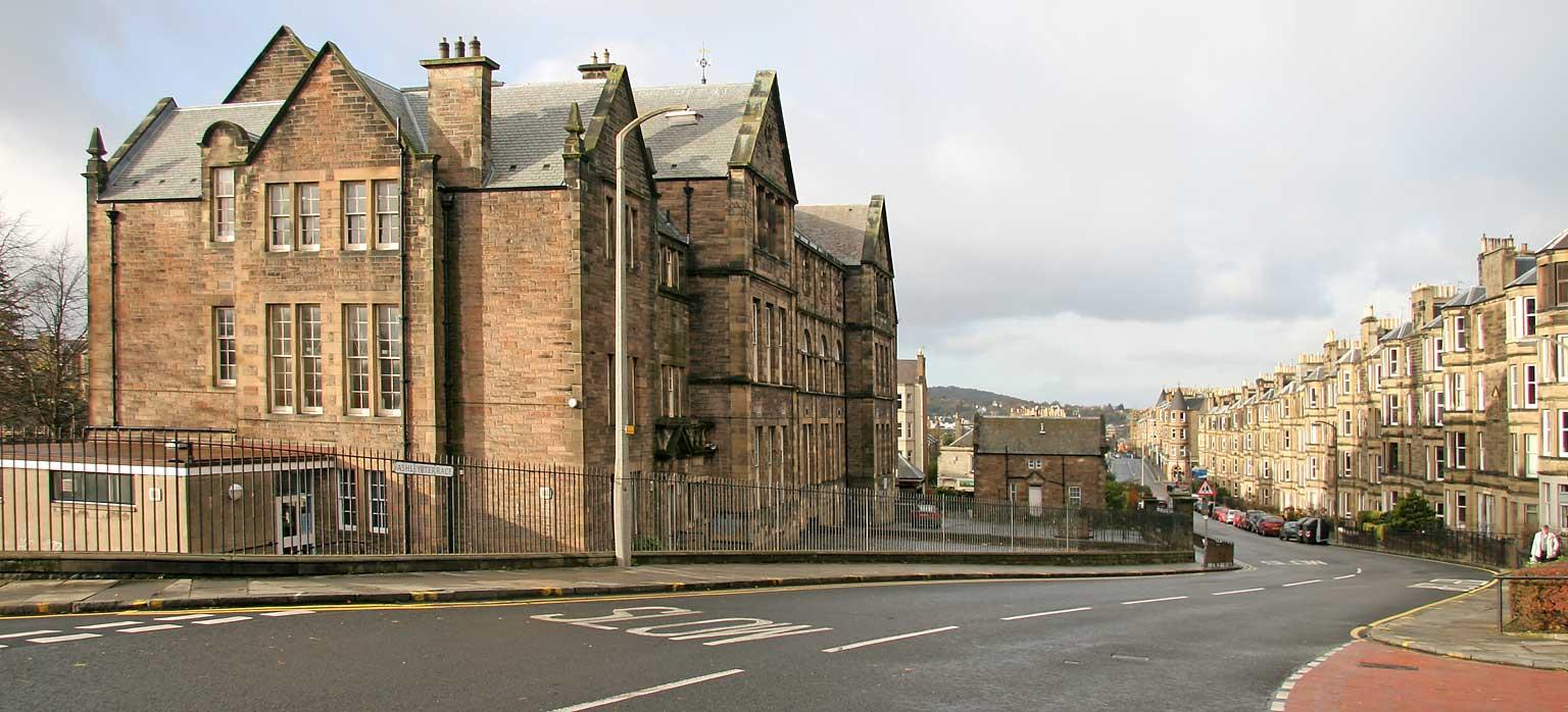 Craiglockhart primary school and ashley terrace north for Terrace school
