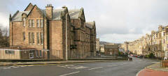 Craiglockhart Primary School, Ashley Terrace, North Merchiston  -  Photograph taken 2006