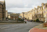 Craiglockhart Primary School and Ashley Terrace, North Merchiston  -  Photograph taken 2006