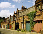 Belford Mews  -  close to the Water of Leith and Dean Village