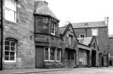Photograph by Ian Scott  -  Former Fire Station in Braid Place, 1966