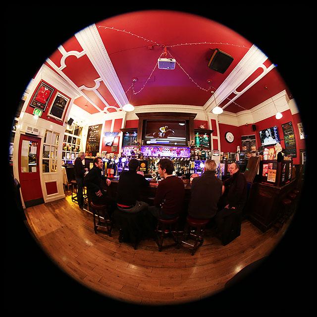 Broughton Street Bars