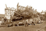 Houses at 20 to 26 Calton Hill, the steep street that links Leith Walk to Regent Road
