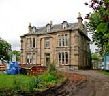 No 22, Colinton Road, Edinburgh  -  formerly 'Lord & Lady Polwarth's Children's Home for Under Fives'