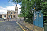 Police Box at Dean Terrace, Stockbridge  -  2008