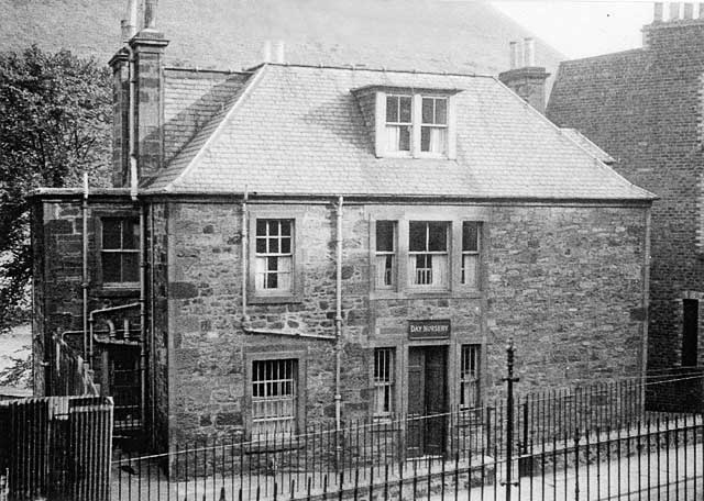Day Nursery at 69 Dumbiedykes Road
