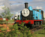 Boness & Kinneal Railway  -  Thomas the Tank Engine Weekend  -  Bo'ness Station