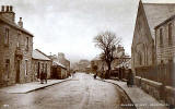 Dundas Street, Bonnyrigg  -  an early postcard
