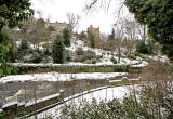 Dean Gardens and Water of Leith  -  December 2009