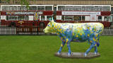 Edinburgh Cow Parade  -  2006  -  East Princes Street Gardens