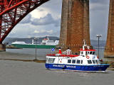 Forth Rail Bridge and Ferries - May 2013  -  Photo 1