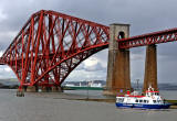 Forth Rail Bridge and Ferries - May 2013  -  Photo 2
