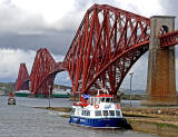 Forth Rail Bridge and Ferries - May 2013  -  Photo 3