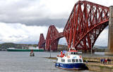Forth Rail Bridge and Ferries - May 2013  -  Photo 4