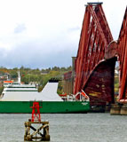 Forth Rail Bridge and Ferries - May 2013  -  Photo 6
