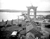 Building the Forth Road Bridge - North Queensferry  -  1960-64