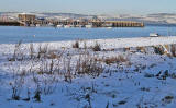 Granton Harbour - Snow - Christmmas Eve, 2010