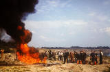 Fire Training beside the Firth of Forth, 1960-62