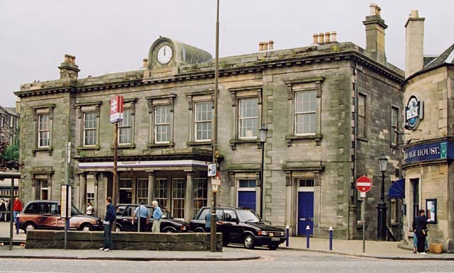 Haymarket Station  -  July 2003
