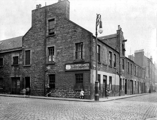 Cabyheads, Leith, Around 1920