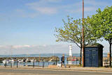 Police Box at Newhaven Harbour  -  May 2008