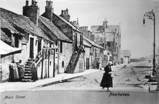 Newhaven Streets  -  Main Street