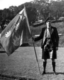 Gathering of the Clans  -  John Mitchell Grant in Princes Street Gardens