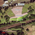 A possible new bandstand for Princes Street Gardens.  Key