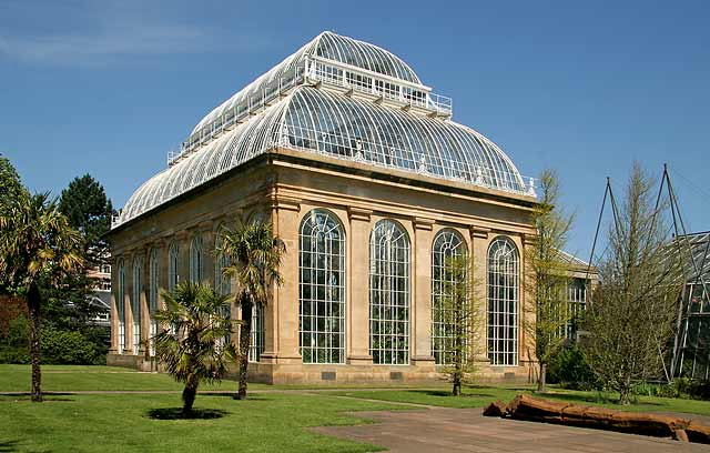 Beau The Palm House Peter Stubbs (Peter Stubbs )