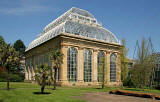 The south side of the Palm House  -  Royal Botanic Gardens, Edinburgh  -  October 2007