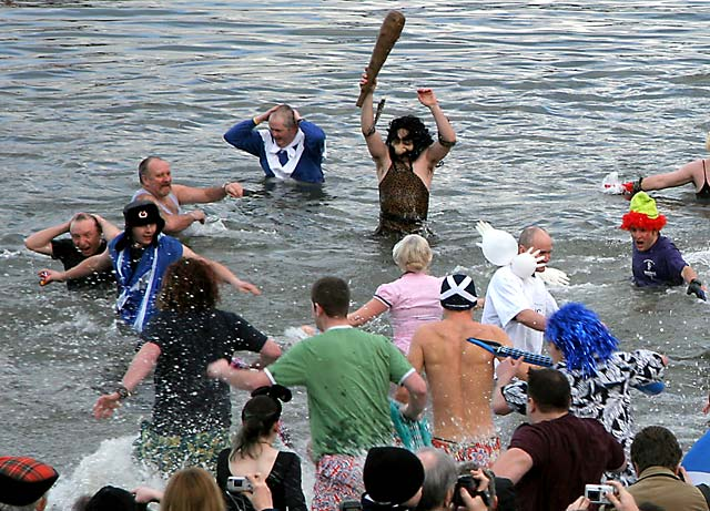 The Loony Dook - A dip...