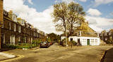 Reid Terrace, Stockbridge, Edinburgh  -  part of Stockbridge Colonies  -  Photograph, 2004