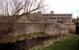 Morrison & Gibb Offices and other buildings near the Water of Leith at Tanfield