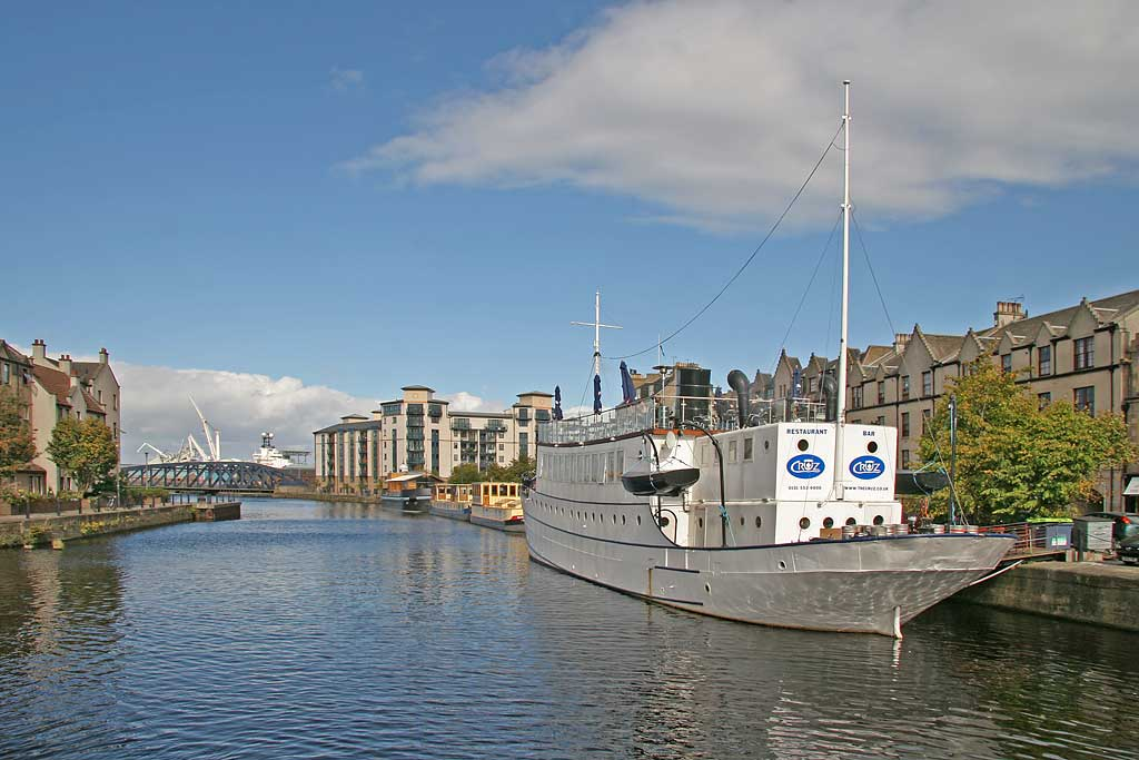 Ship On The Shore Restaurant Edinburgh
