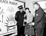 Andy Stewart Opens the Ideal Home Exhibition at Waverley Market, 1961