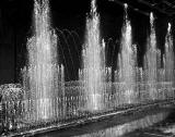 Ideal Home Exhibition at Waverley Market, Musical Fountain of Dancing Water, 1954