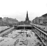 Waverley Station Roof  -  Site Cleared  -  1975