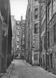 Photograph taken in Edinburgh, 1960  -  Where is it?