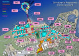 Edinburgh Waterfront  -  Proposed timetable for developments