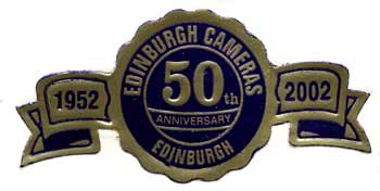 Edinburgh Cameras  -  50th Anniversary