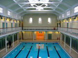 Glenogle Baths, Stockbridge, Edinburgh  -  Following refurbishment, 2010