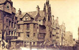 John Knox House and Temperance Hotel  -  When was this photo taken