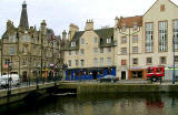 The King's Wark, beside the Water of Leith  -  The Shore, Leith