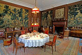 Lauriston Castle - Dining Room - October 2011