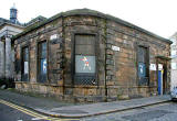 Leith Victoria AAC, Scotland's oldest boxing club  -  on the corner of